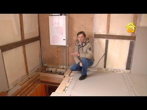 видео: Утепление гостевой комнаты в бане. Своими руками // forumhouse