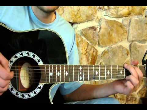 Without You by Keith Urban Guitar Tutorial