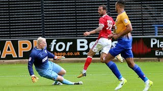 Highlights: Mansfield Town 0-4 Forest (22.07.17)