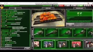 танки онлайн покупка на мульте