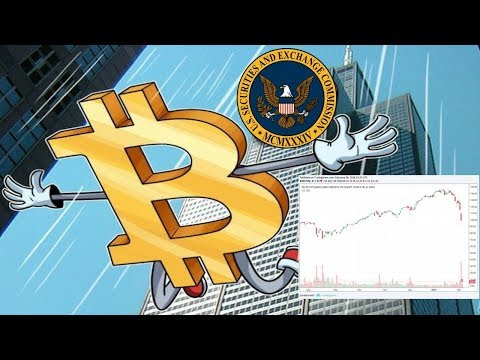 (Daily Update 2/6/2018) Bitcoin Correction , SEC| CFTC | Stock Market Turmoil | Bitcoin Futures