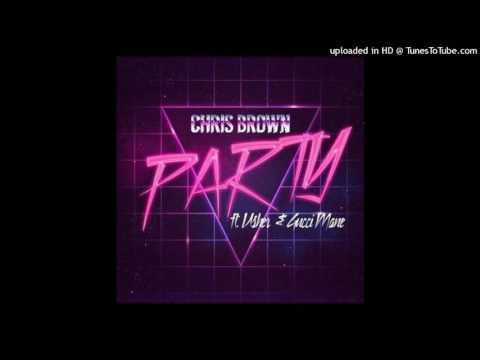 Chris brown ft usher and Gucci mane-party [clean]