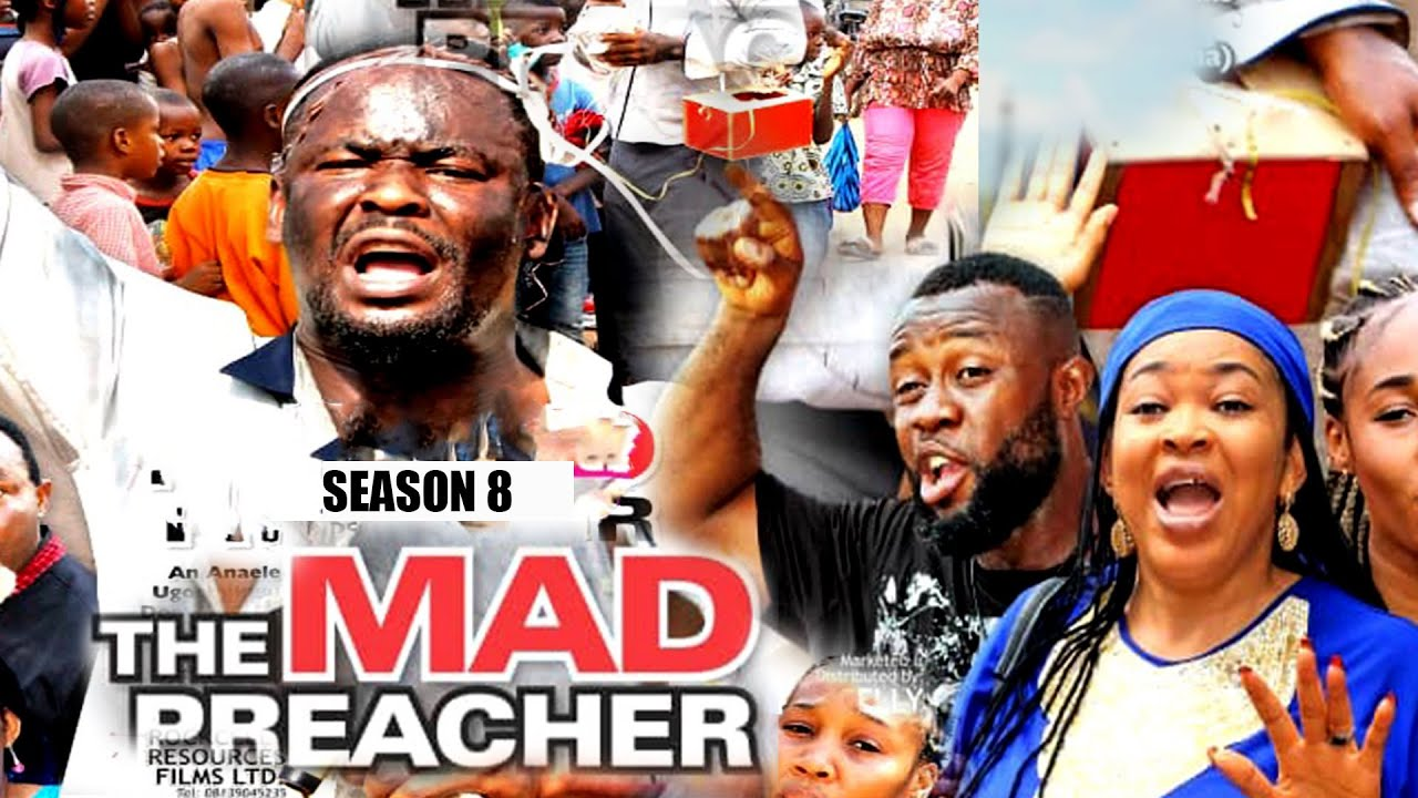 Download MAD PREACHER (SEASON 8) - ZUBBY MICHEAL 2021 NOLLYWOOD BLOCKBUSTER || ROCKCELLY TV