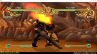 Xenia Xbox 360 Emulator - Battle Fantasia Ingame #2 TEST!