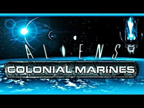 ALIENS Colonial Marines (kompletní přiběh CZ titulky) 2016 1080p