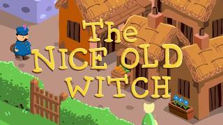 Two Minute Tales: The Nice Old Witch (based on Sleeping Beauty)