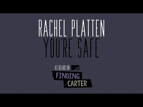 Rachel Platten - You're Safe