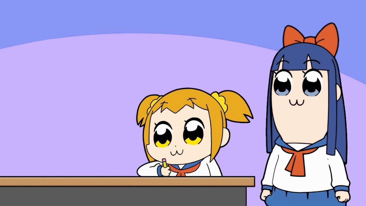 【HD】POP TEAM EPIC: Hey Popuko Sweetie (Fake Skit) - YouTube