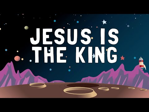 jesus-is-the-king-(by-cool-worship-kids)