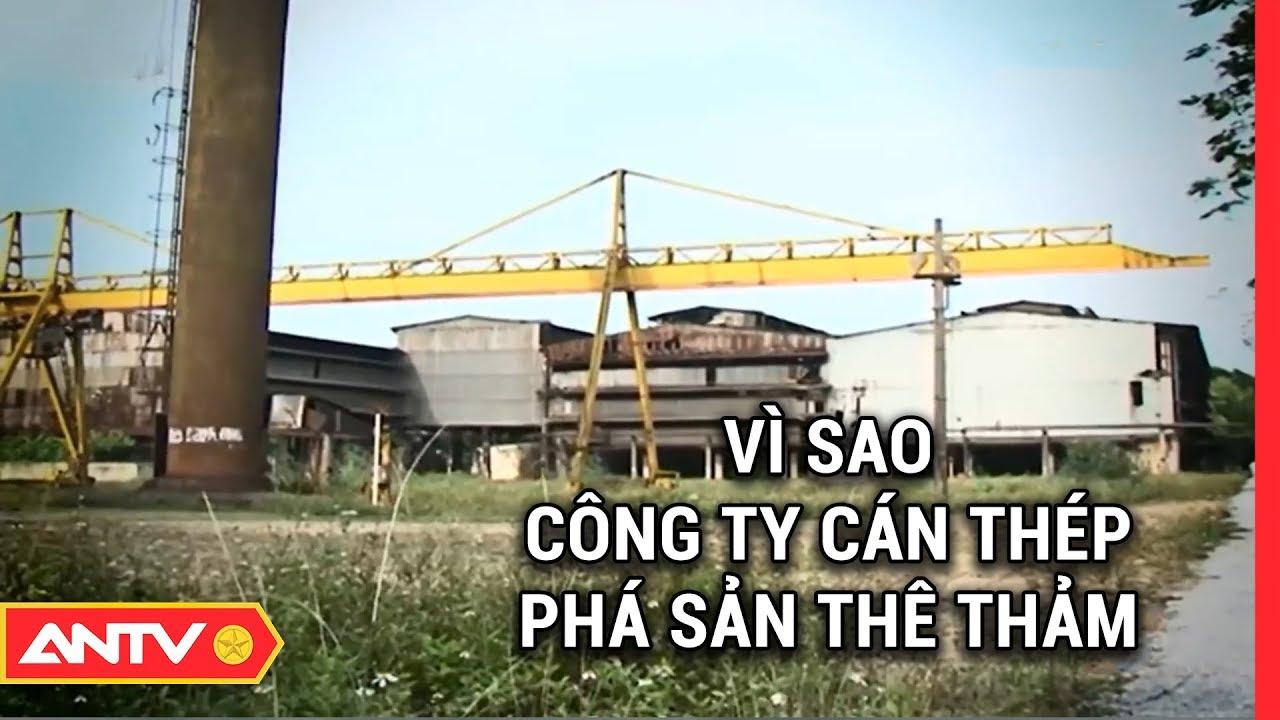 Thái Nguyên: Vì sao Công ty CP luyện cán thép Gia Sàng phá sản thê thảm? | Điều tra | ANTV