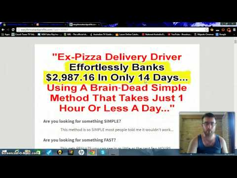Easy Throw Back Profits Review - By Mark Barrett