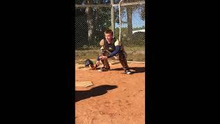 Wesley Mann - Catcher - Class of 2021