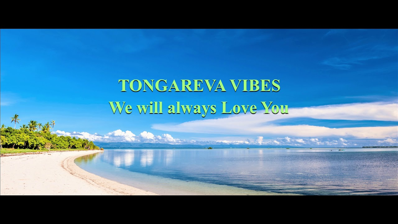 THE SEASIDERS - We Will Always Love You - COOK ISLANDS MUSIC