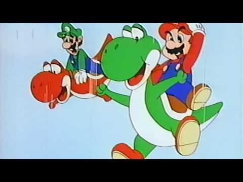 [VHS修復] マリオとヨッシーの冒険ランド | (NOW SUBBED) Mario to Yoshi no Bouken Land VHS Restoration