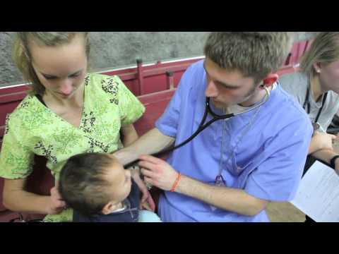Drew Nelson, nursing student