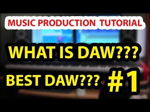 WHAT IS DAW | Which Is Best Daw Software | Music Production/Composition Tutorial In Hindi