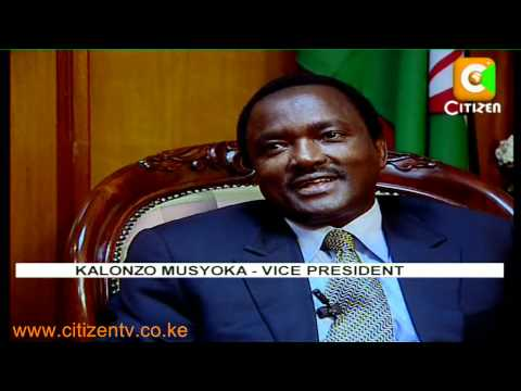 Kalonzo Interview