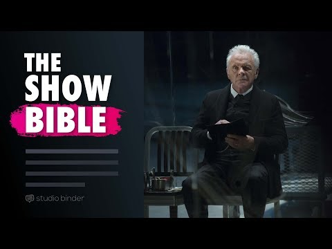 How To Make A TV Show Bible [with Template And Examples] — TV Writing & Development: Ep5