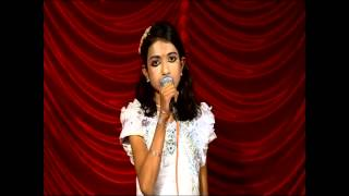 Shyma singing (Muttathe mulle chollu.)