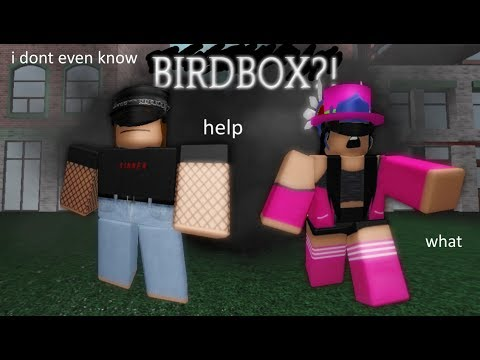 If Tanya And Julia Were In Birdbox