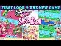 Shopkins: Shoppie Dash - Brand New Game / App - Exclusive First Look!