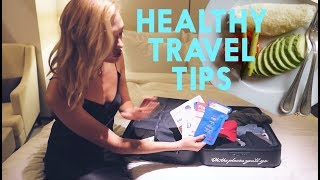 My 6 Tips to Staying Healthy on the Road | Karlie Kloss