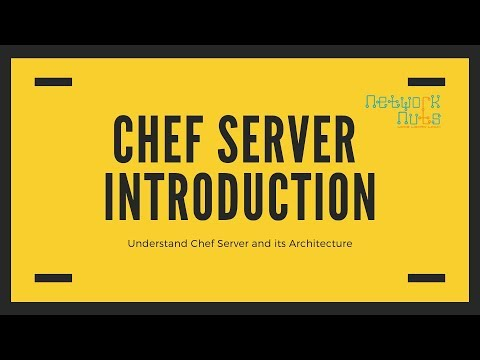 Introduction to Chef - Installing chef workstation and writing chef recipe