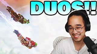 DUOS MODE IS HERE!! (Apex Legends)