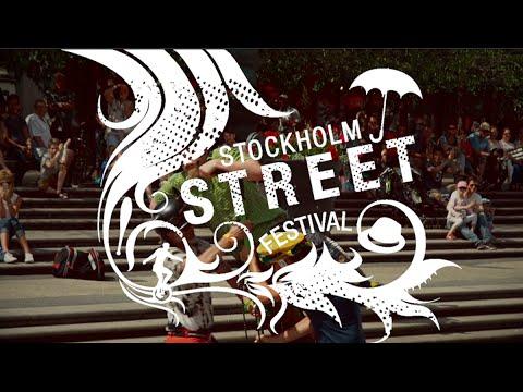 Stockholm Street Festival 2015 - Short documentary trailer