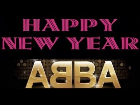 Happy New Year -  ABBA (lyrics)