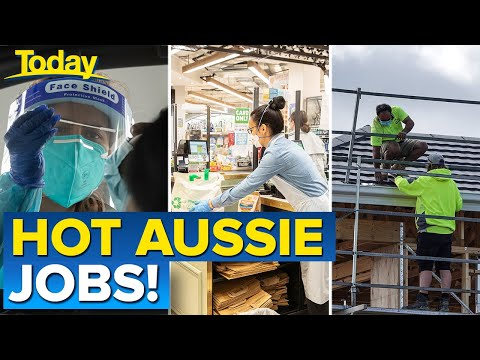 In-demand jobs for 2021 | Today Show Australia