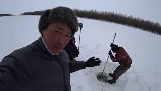 Подготовка к охоте и национальная рыбалка куйуур! Якутия Yakutia