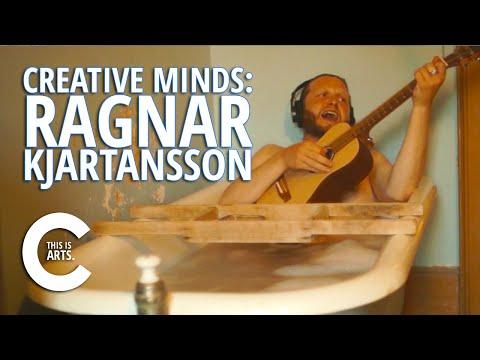 RAGNAR KJARTANSSON   CREATIVE MINDS   CANVAS
