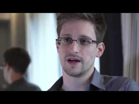 NSA Surveillance Whistleblower Interview Edward Snowden