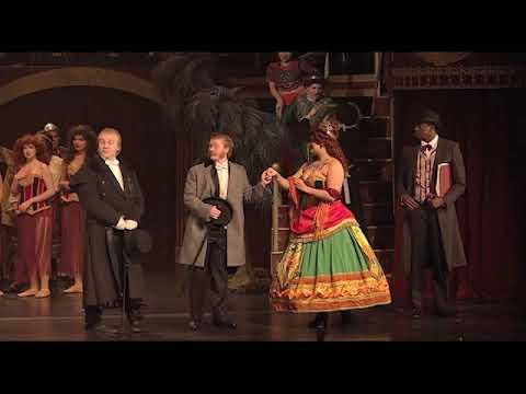 Phantom of the Opera 2017 - Black Cast
