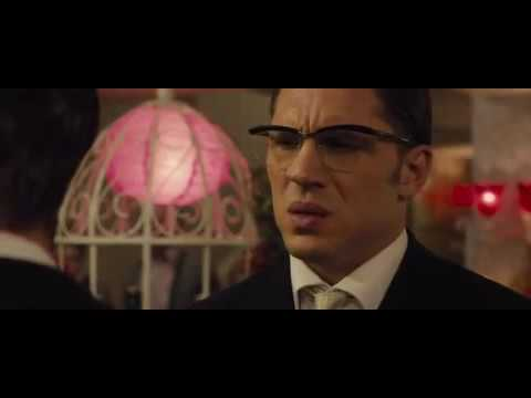 Reggie Kray kills Jack 'the hat' Mcvite