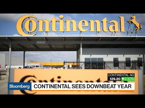Continental AG Paints Bleak Picture of Global Auto Market