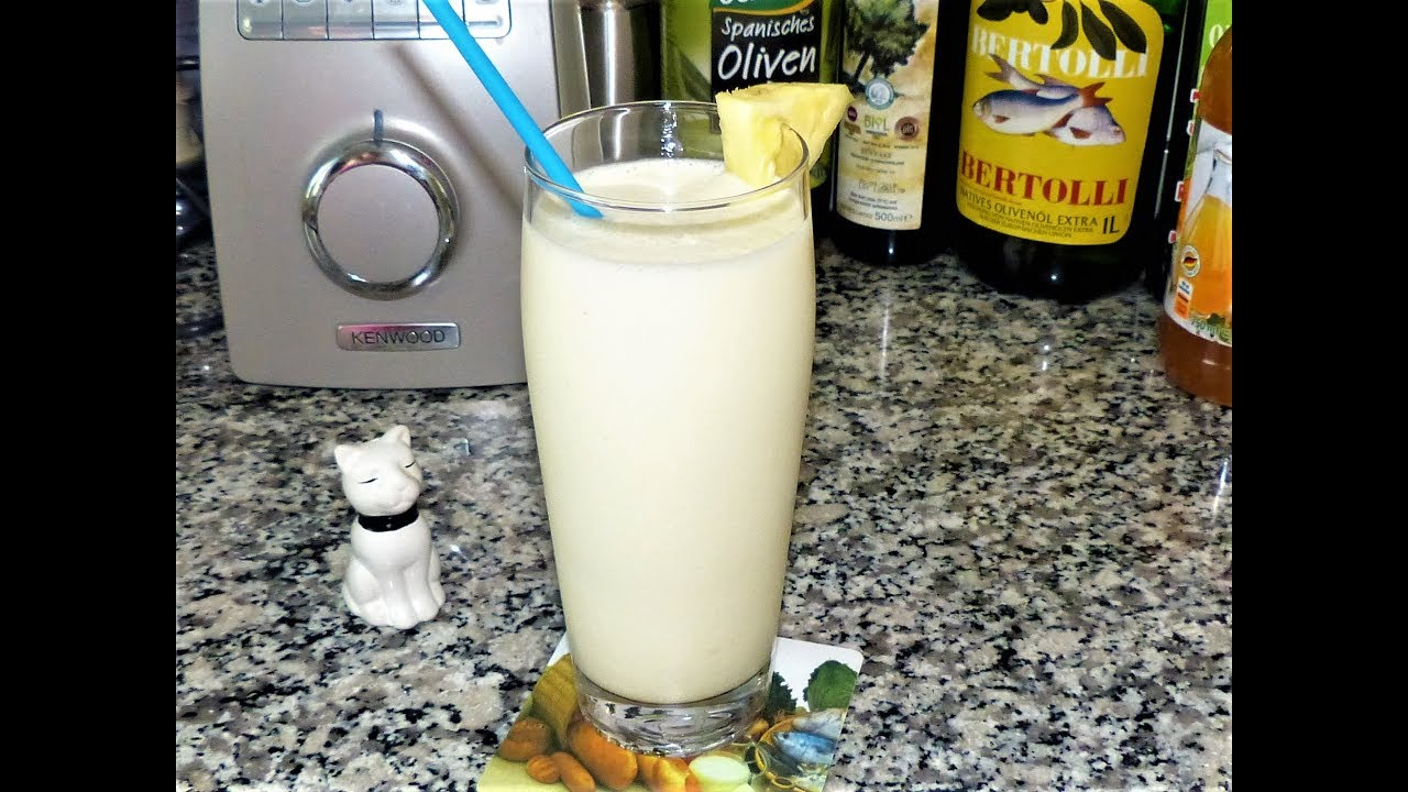 Como preparar leche de coco para adelgazar