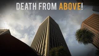 DEATH FROM ABOVE! Battlefield Hardline