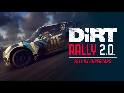 2019 World RX Supercars: First Look (Part 3) - DiRT Rally 2.0