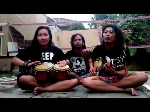 KEREN ANAK REGGAE NYANYI DANGDUT PART 2 - Tabir Kepalsuan - Rhoma Irama (cover) Andrew, Dellu & Rafi