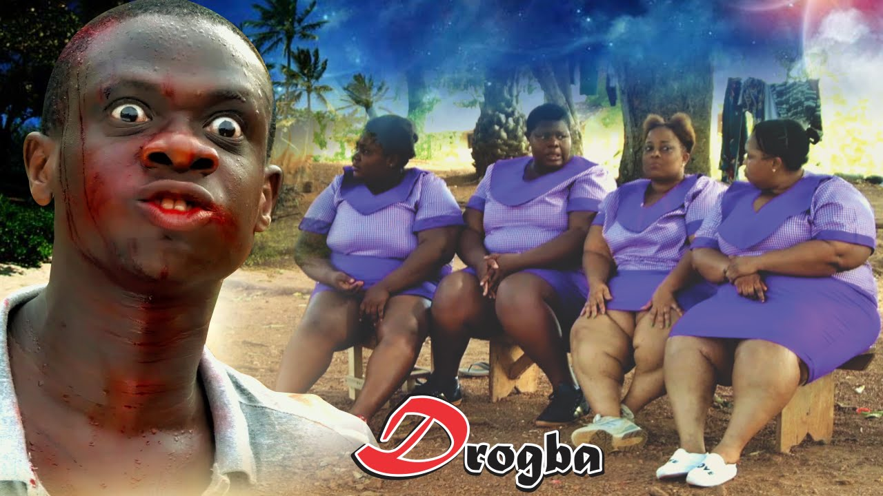 Download DROGBA PART 1- NEW NOLLYWOOD MOVIE COMEDY