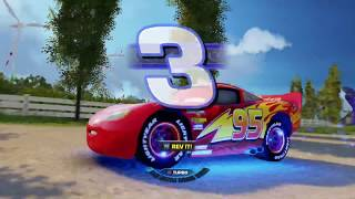 Disney Cars 3 Full Movie Video Game Driven to Win Launch Gameplay Part 2