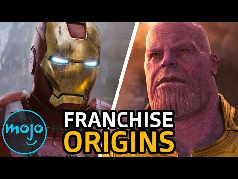 Marvel Cinematic Universe: