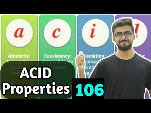 ACID Properties in DBMS | acid properties in dbms in hindi | DBMS GATE | DBMS lectures in Hindi #106
