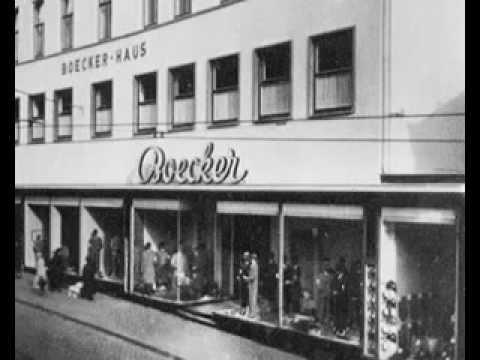 Witten / Ruhr in alten Bildern (50er/60er Jahre )