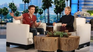 Download How Tom Holland Found Out He Was Spider-Man Mp3 and Videos