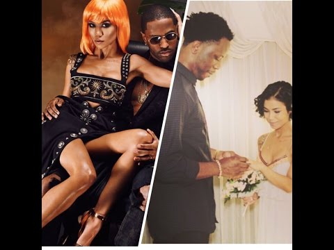 Jhene Aiko Files for Divorce from her Husband after 11 Months.. Now Dating Big Sean.