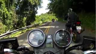 HONDA CB1300SF Accident