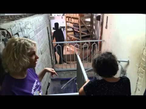 Short Glimpses Into Ayalon Institue - Israel Private Tour